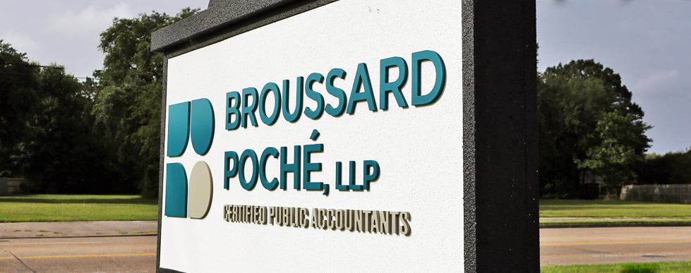Broussard Poche
