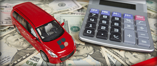 Business Vehicle and Calculator