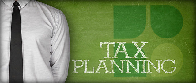 Look Ahead and Keep Planning for Tax Season