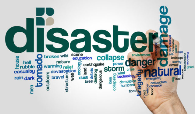 Disaster Relief Payments