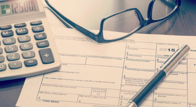 1099 Form Changes This Tax Season
