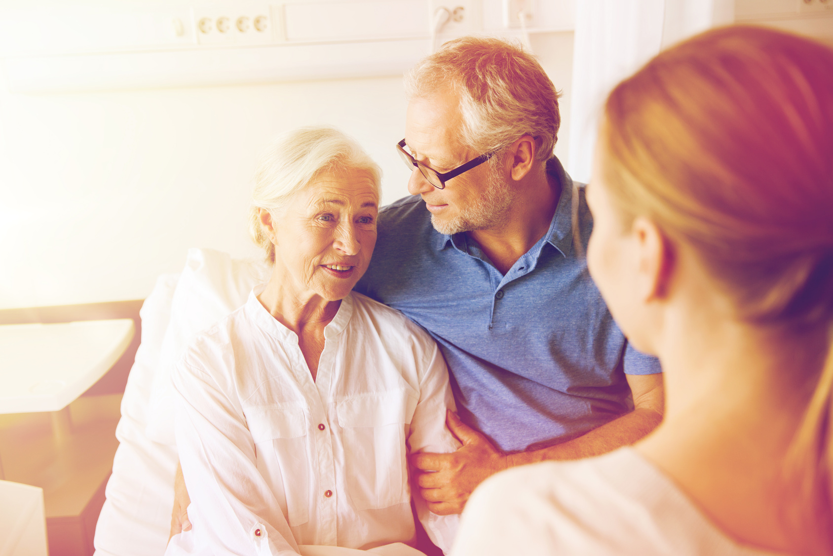 Aging Parents: Considering Financial Decisions