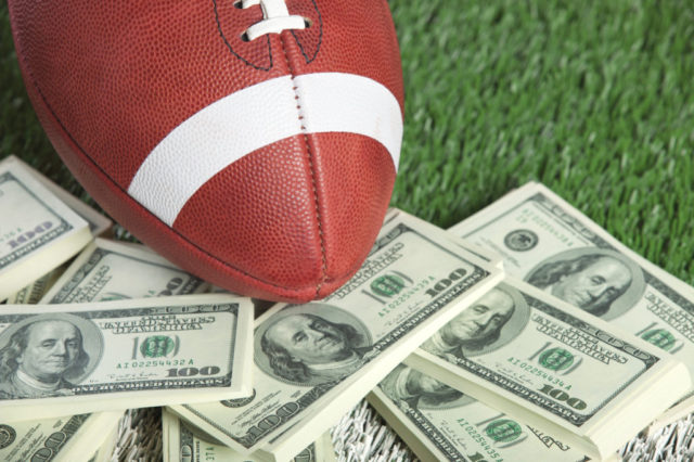 how to save during football season