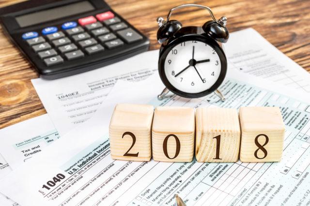 Get Organized Before Tax Season
