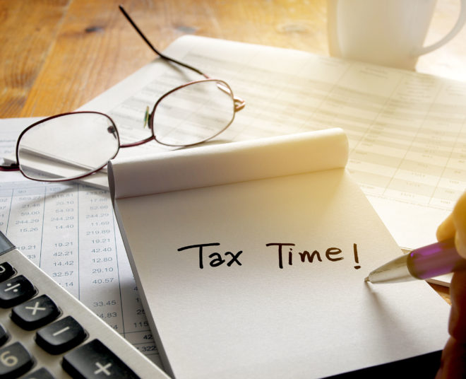 5 Tax Tips to Get Ready for the 2018 Tax Season
