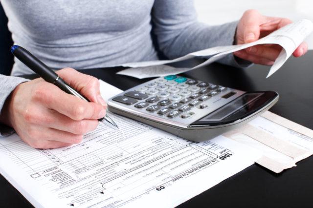 personal tax credits